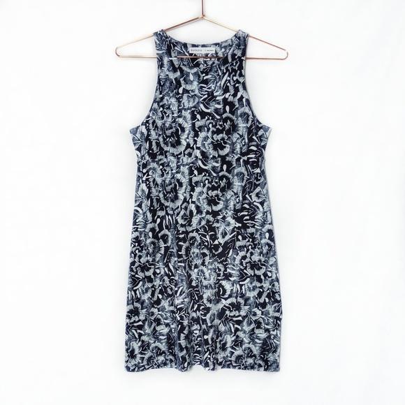 eafd7e05b99af Athleta Dresses & Skirts - Athleta | Santorini High Neck Navy Print Dress